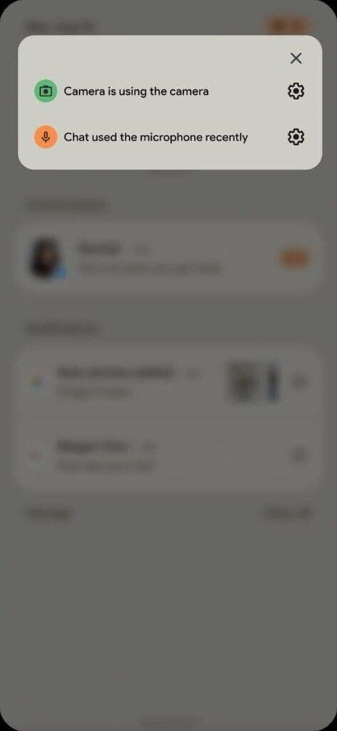 Screenshots fra en tidlig version af Android 12. Sådan ventes det, at Android 12 Developer Preview ser ud (Kilde: XDA-Developer)