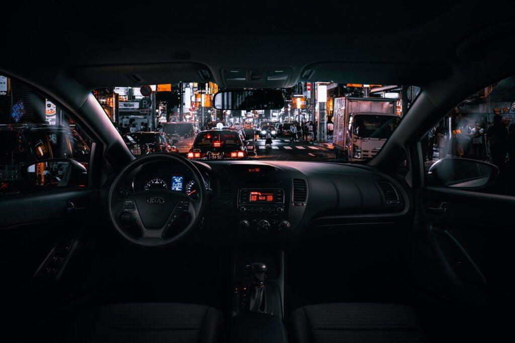 Kia Motors bil elbil