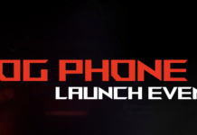 ROG Phone 5 Launch Event