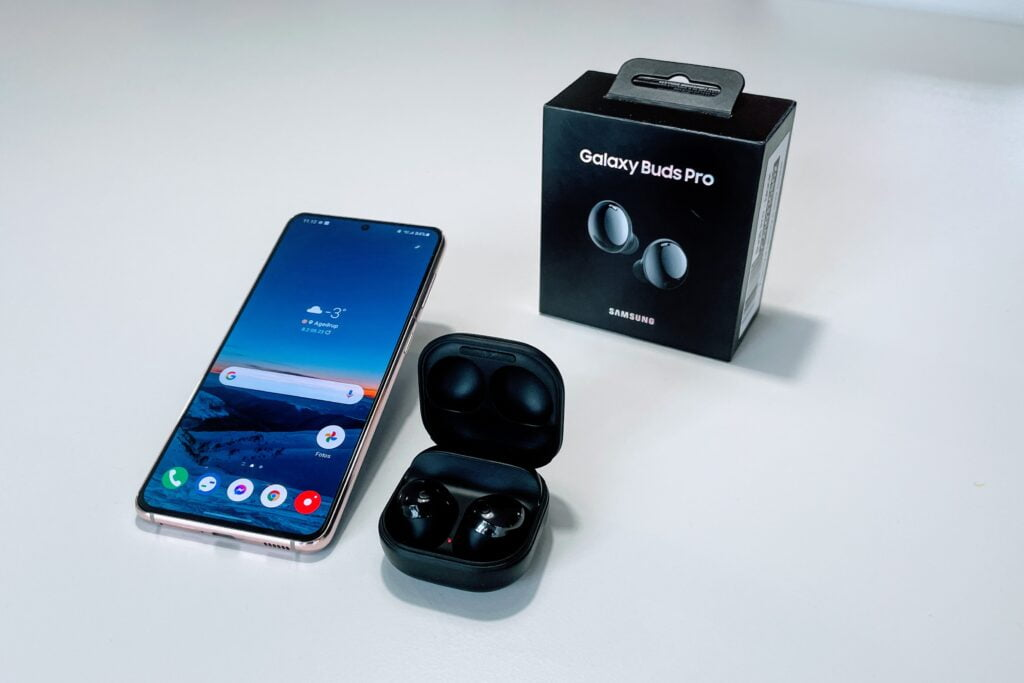 Samsung Galaxy Buds Pro test