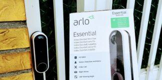 Arlo Video Door Bell