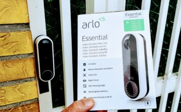 Arlo Video Door Bell