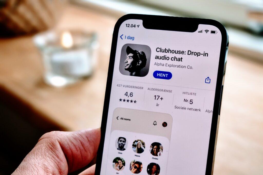 Hvad er Clubhouse app
