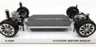 Hyundai E-GMP platform
