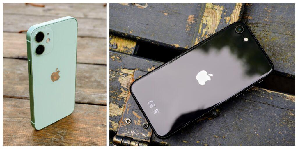 iPhone 12 Mini eller iPhone SE