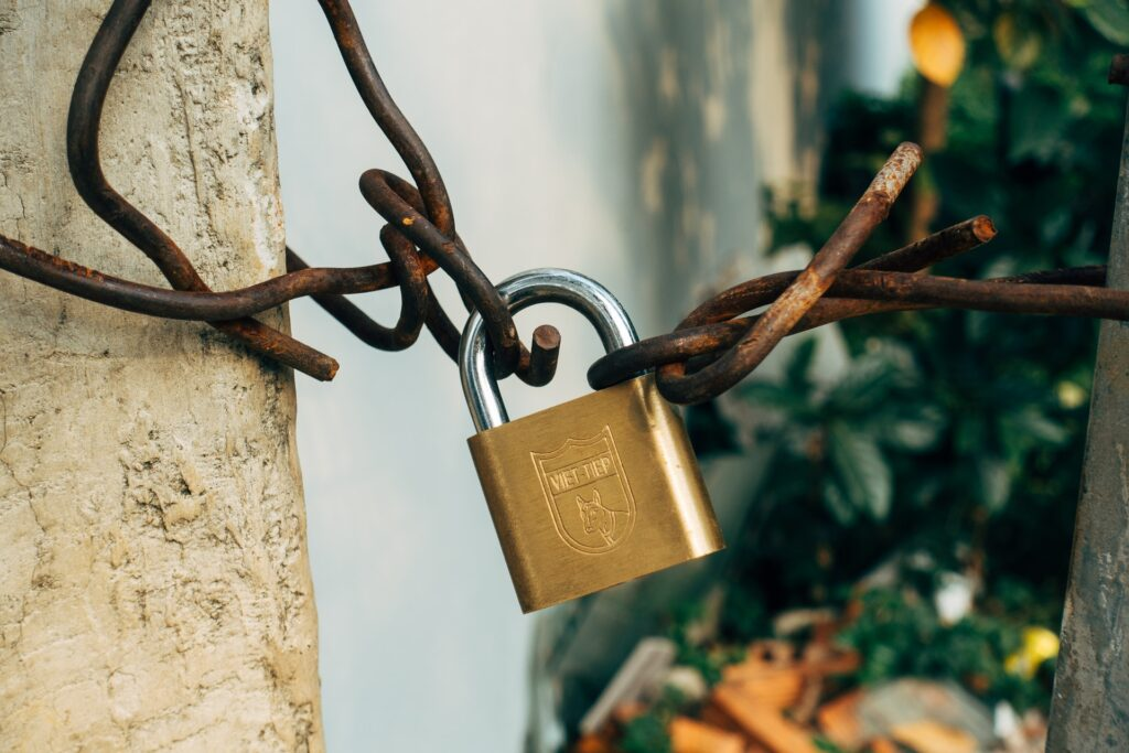 Privatliv lås tracking