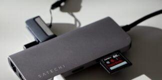 Satechis USB-C Multimedie Adapter
