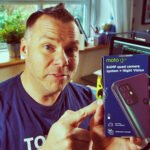 Motorola G30 video