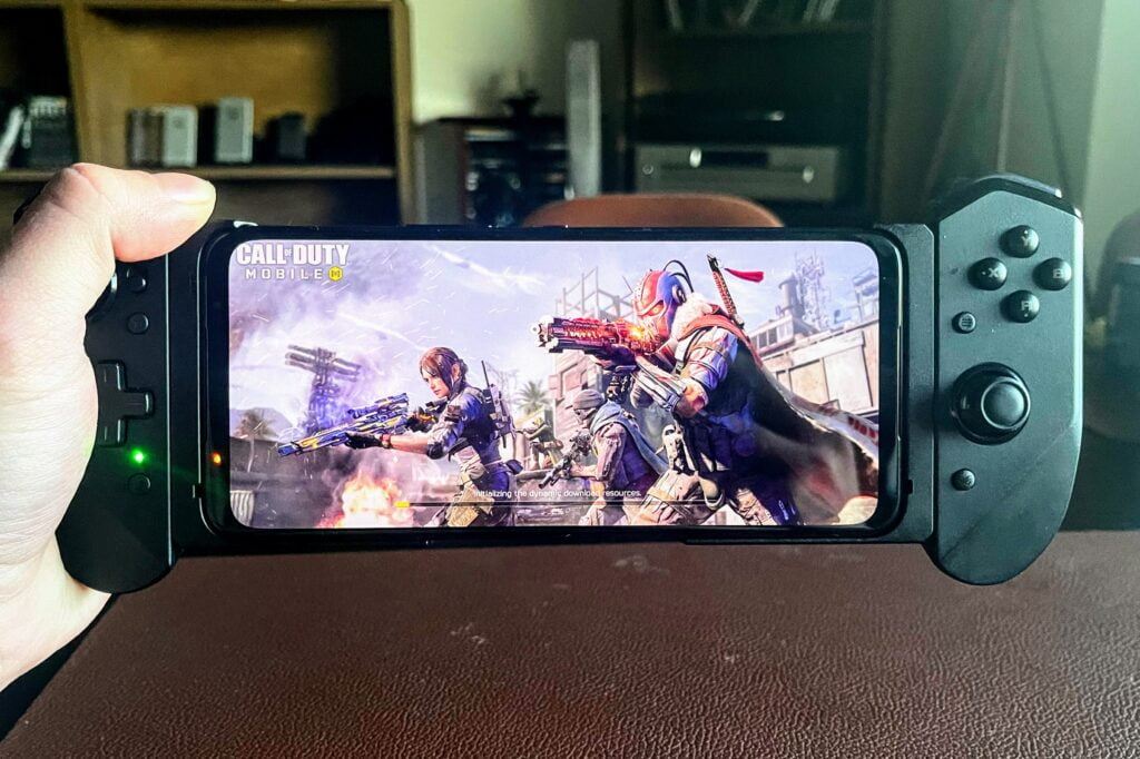 ASUS ROG Phone 5 test