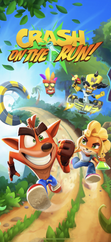 Crash Bandicoot: On The Run er klar til mobilen
