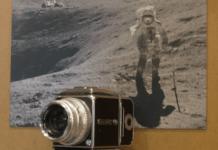 Hasselblad kamera månelanding