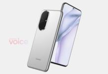 Huawei P50 er lækket (Kilde: Voice)