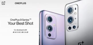 OnePlus 9-serien bliver til i samarbejde med Hasselblad