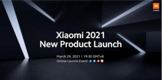 Xiaomi holder lanceringsevent mandag den 29. marts 2021, hvor det ventes de offentliggør Xiaomi Mi 11 Pro og Xiaomi Mi 11 Ultra