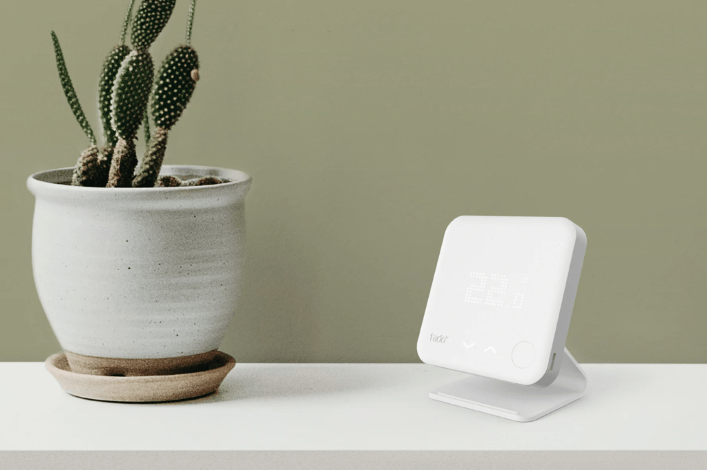 Tado Smart Termostat Stander (Foto: Tado)