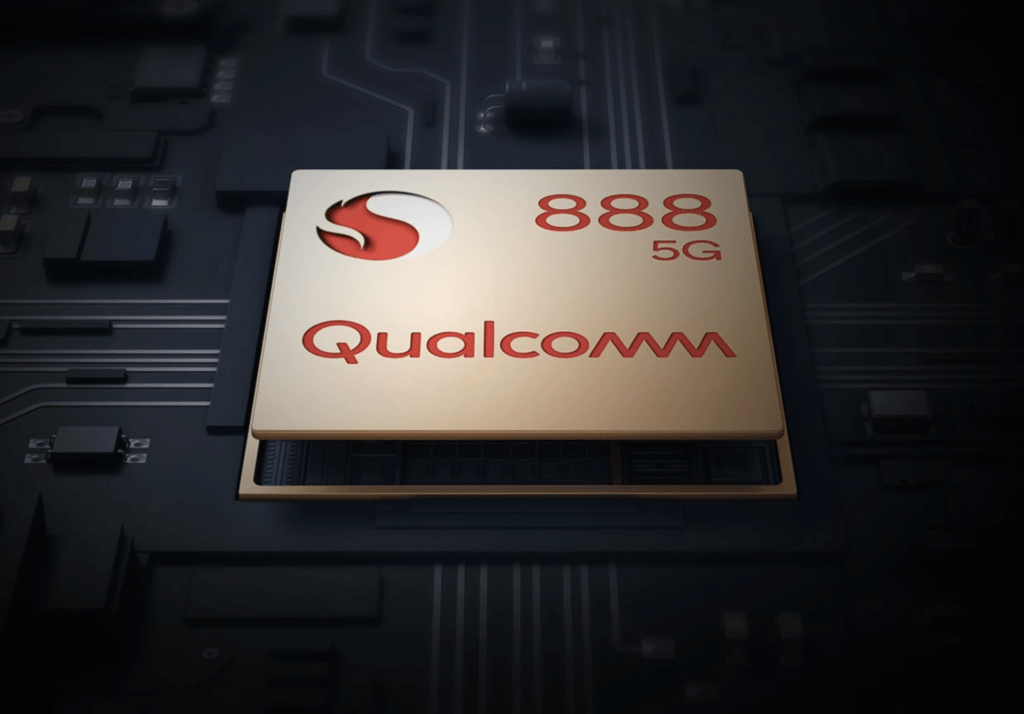 Snapdragon 888 processor