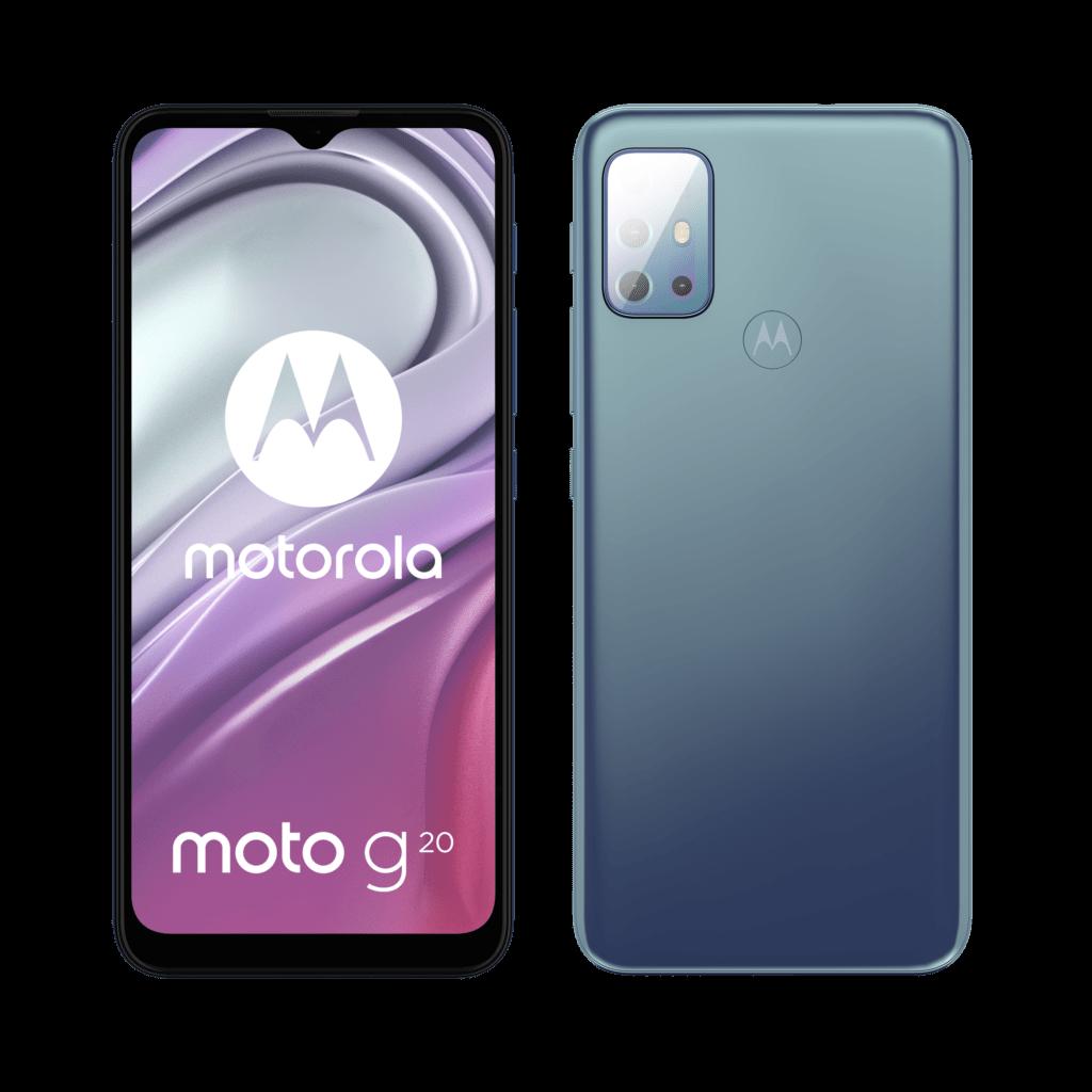 Motorola Moto G20 (Foto: Motorola)