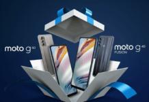 Motorola har teaset for Moto G60 og Moto G40 Fusion (Kilde: Motorola Instagram)