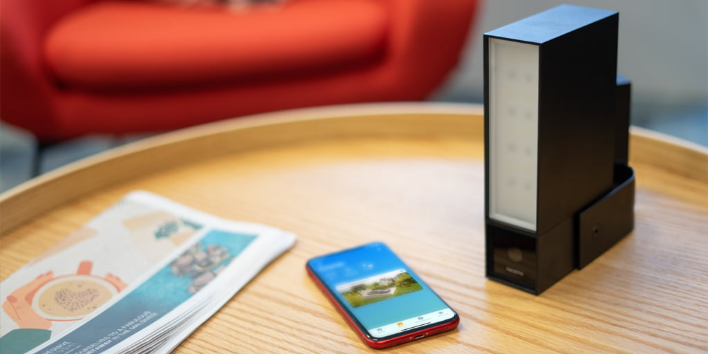 Netatmo Smart Udendørs Kamera og Netatmo Smart Udendørs Kamera med Sirene understøttes nu i Apple HomeKit Secure Video (Foto: Netatmo)