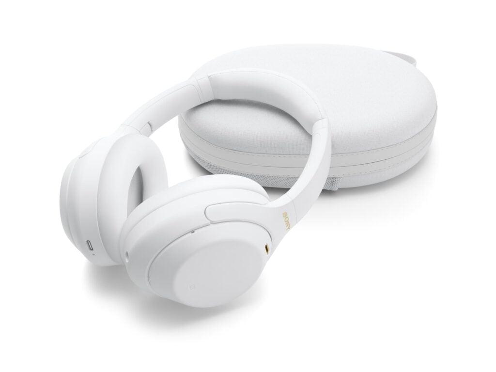 Sony Silent White WH-1000XM4 (Foto: Sony)