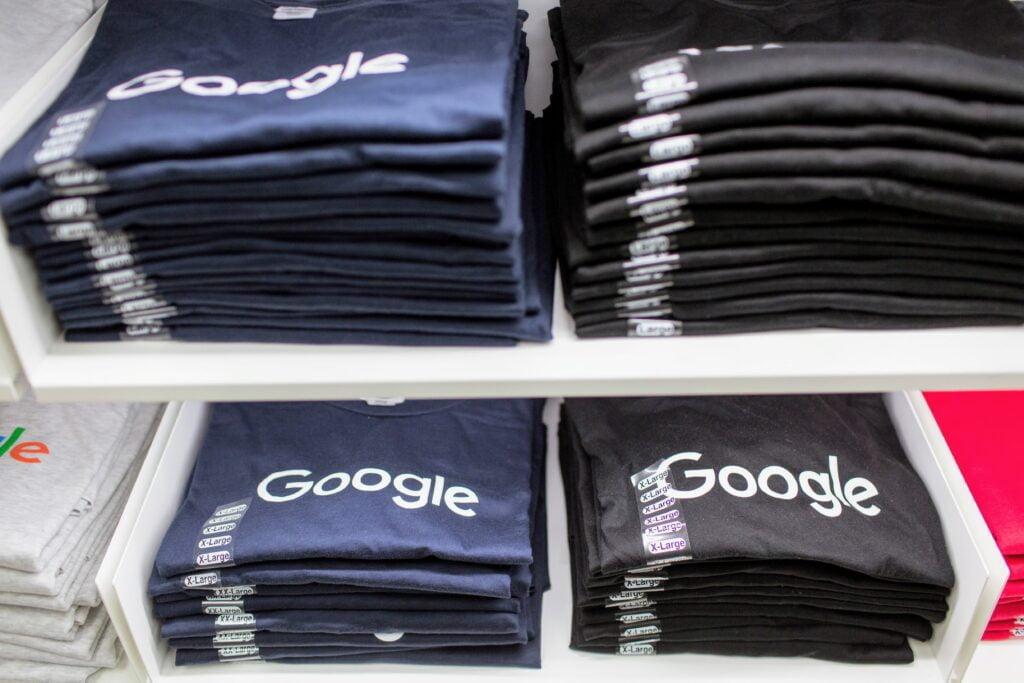 Google Store, San Fransisco