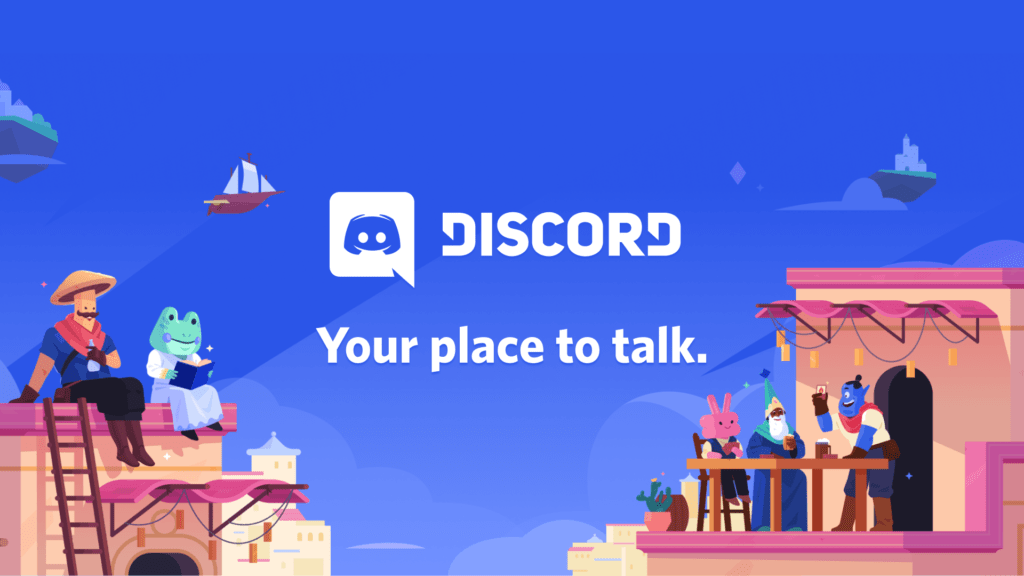 Discord er kommunikationsplatformen, som foretrækkes af de fleste gamere (Foto: Discord)