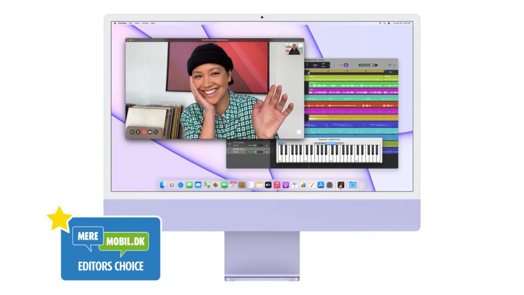 "24"" iMac Editors Choice"