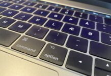 Bruger du punktummet på dit tastatur (Foto: MereMobil.dk)