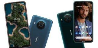 Nokia X10 vs X20