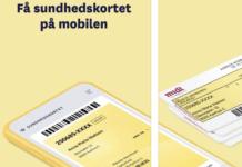 Sundhedskort mobilen