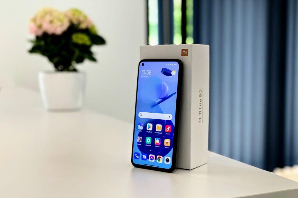 Xiaomi Mi 11 Lite 5G test
