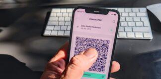Coronapas app