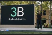Billeder fra Google I/O 2021 og præsentationen af Android 12