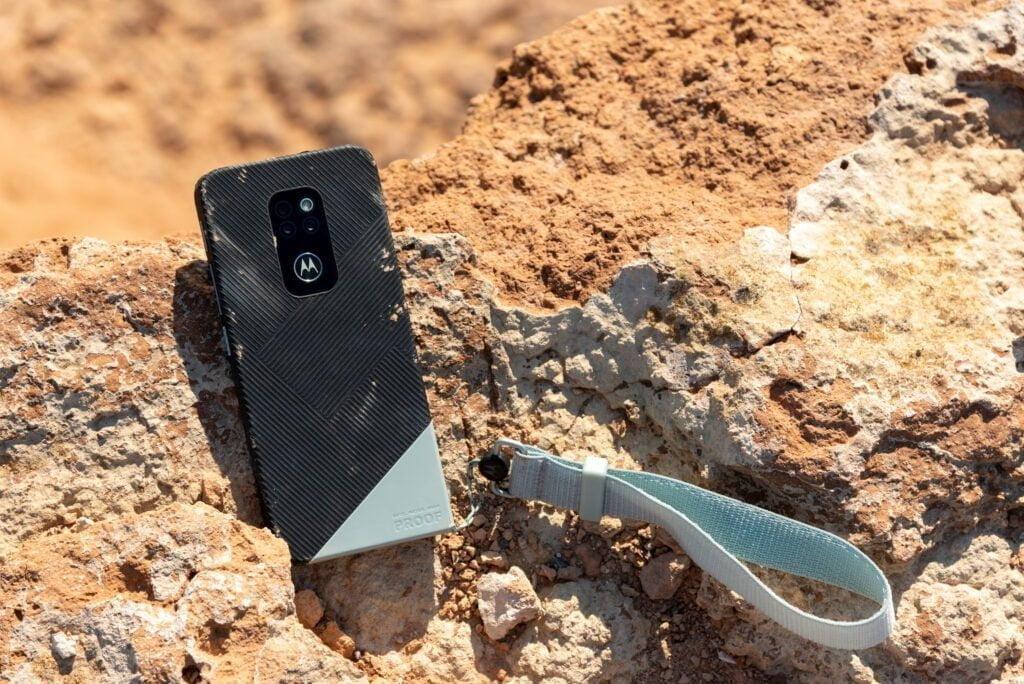 Motorola Defy (Foto: Motorola / Bullitt Group)