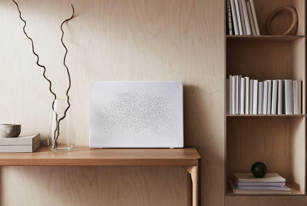 Symfonisk picture frame speaker fra Ikea og Sonos