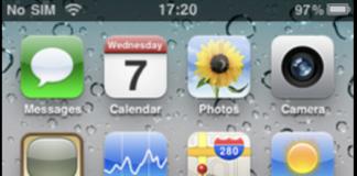 """iOS 4 blev frigivet i juni 2010 og den første """"rigtige"""" iOS-version. Indtil da hed det iPhoneOS."""