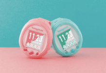 Tamagotchi smartwatch (Foto: Bandai)