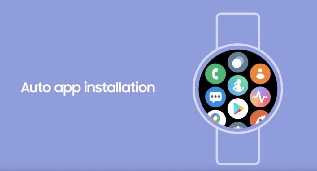 Samsung klar med One UI Watch