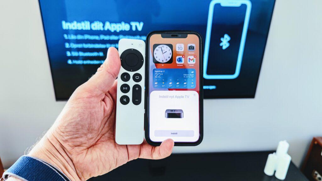 Apple TV 4K, 2021-model test
