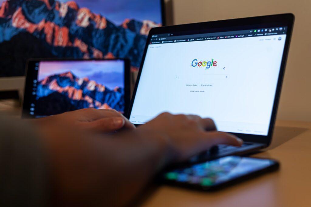 Google internet computer