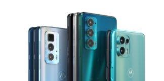 Motorola Edge 20-serien