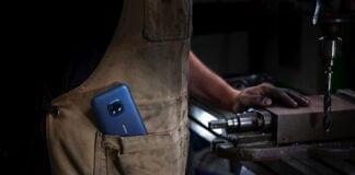 Nokia XR20, håndværkermobil