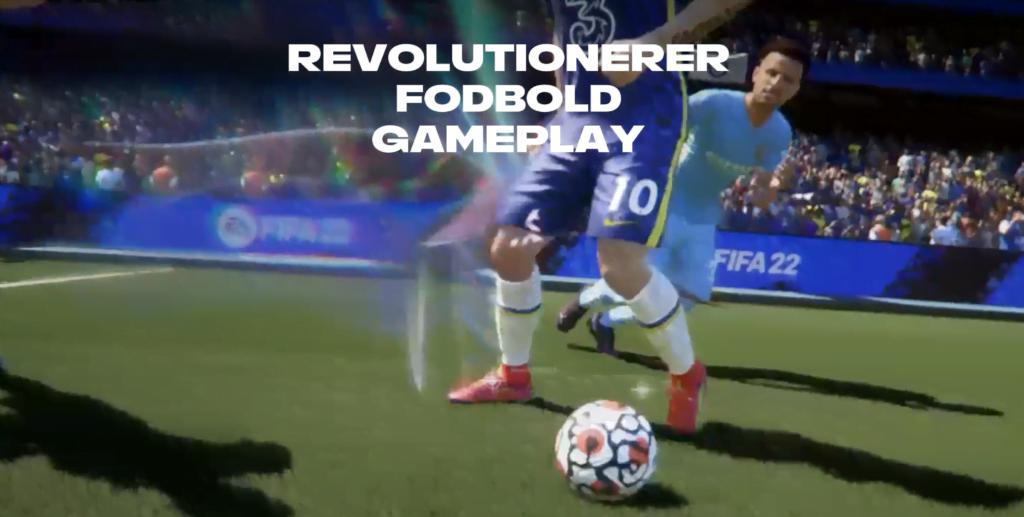 FIFA 22 er klar med Hypermotion technology, der revolutionerer fodbold gameplay og gør det endnu mere realistisk.