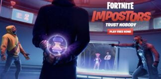 Fortnite Impostors
