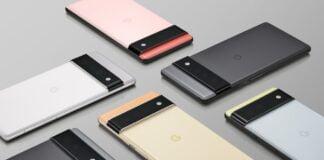 Google teaser for Pixel 6 og Pixel 6 Pro, der kommer med den nye Tensor processor (Foto: Google )