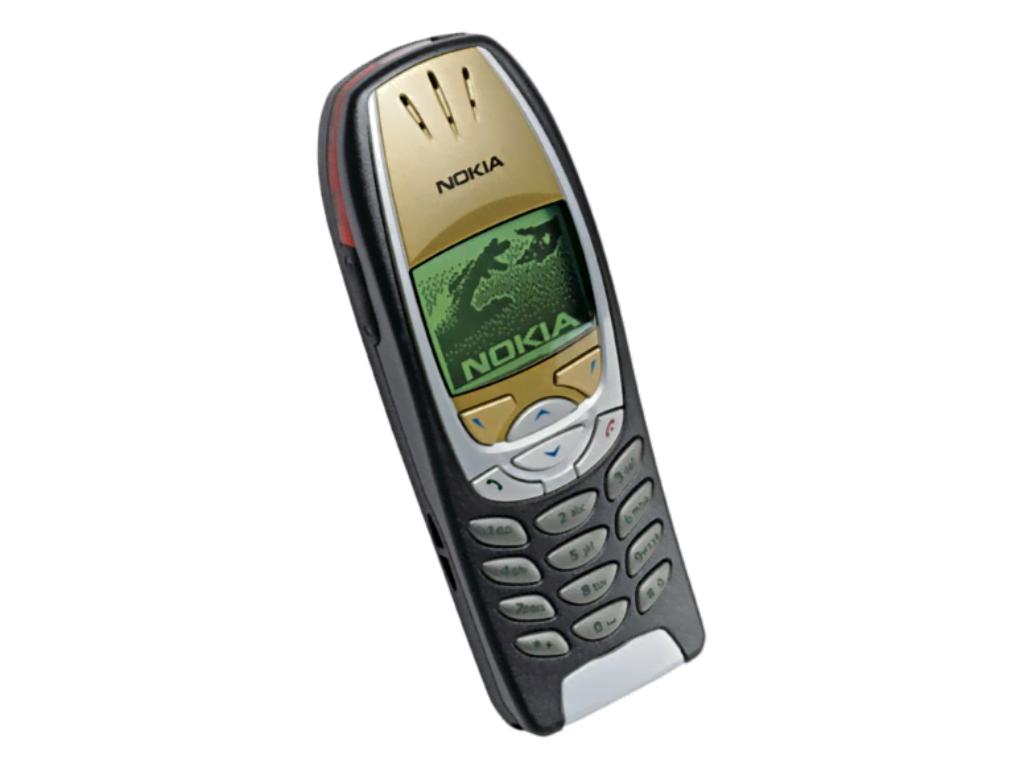 Nokia 6310, 2001-model