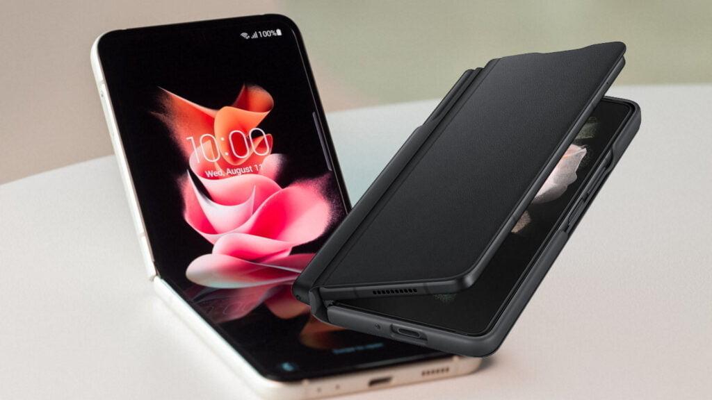 Samsung Galaxy Flip3 og Galaxy Fold3
