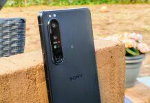 Sony Xperia 1 III kamera