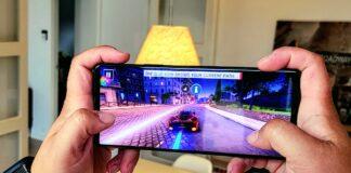 Sony Xperia 1 III gaming