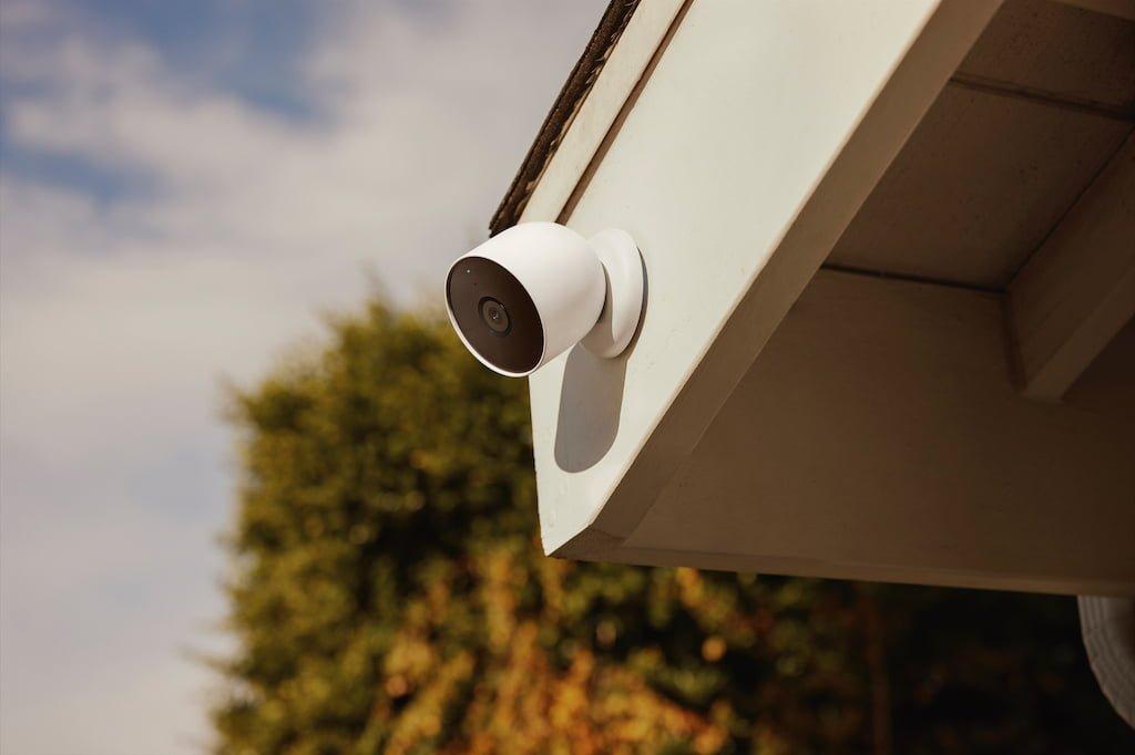 Nestcam udendørs på batteri